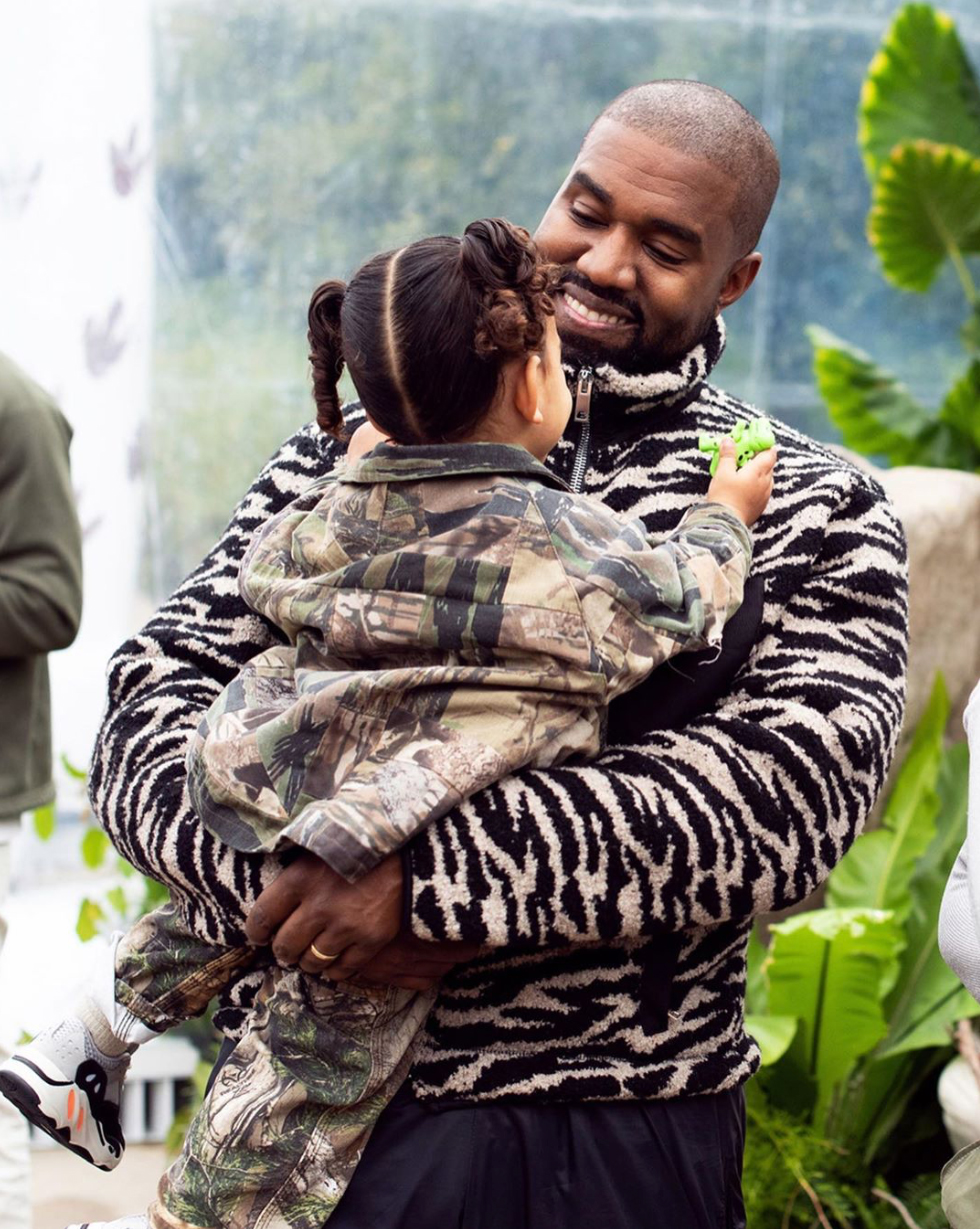 Kim Kardashian Shares Rare Photo Of Kanye West Smiling With