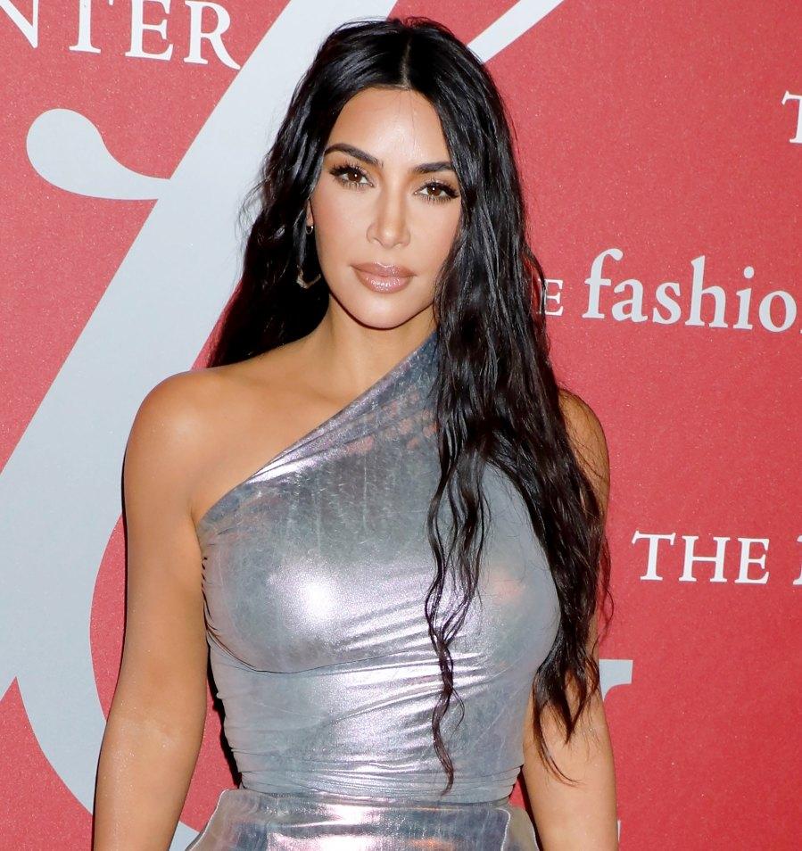 Kim Kardashian motherhood