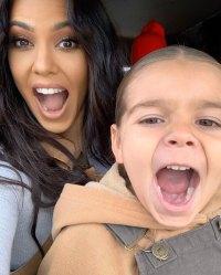 Kourtney Kardashian Instagram Reign's Album