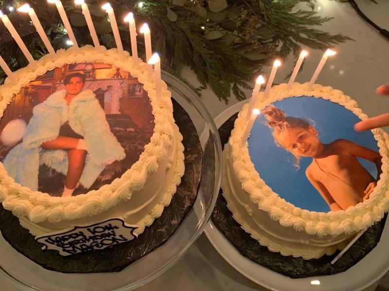Super See The Kardashian Familys Best Cakes Photos Funny Birthday Cards Online Fluifree Goldxyz
