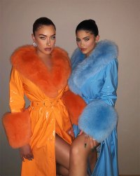 Kylie Jenner Matches BFF Stassie On Instagram
