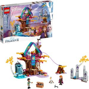 LEGO Disney Frozen II Enchanted Treehouse 41164 Toy Treehouse Building Kit