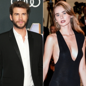 Liam Hemsworth Spotted With Model Gabriella Brooks at Family Lunch