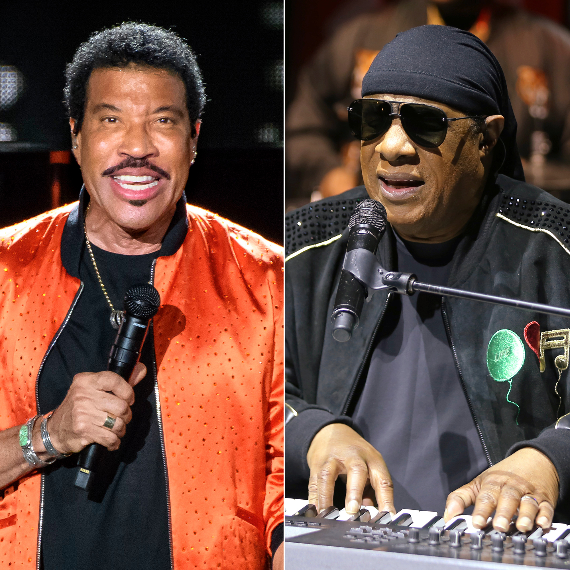 Lionel Richie Explains Why He Is Convinced Stevie Wonder Has Been Able to See After All These Years