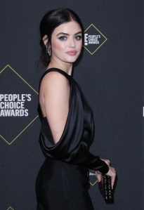 Lucy Hale Reflects on 'Deep' Resolution for 2020