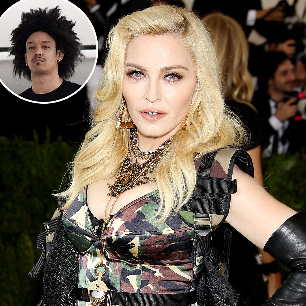 Madonna Has Been Dating Backup Dancer Ahlamalik Williams for More Than a Year
