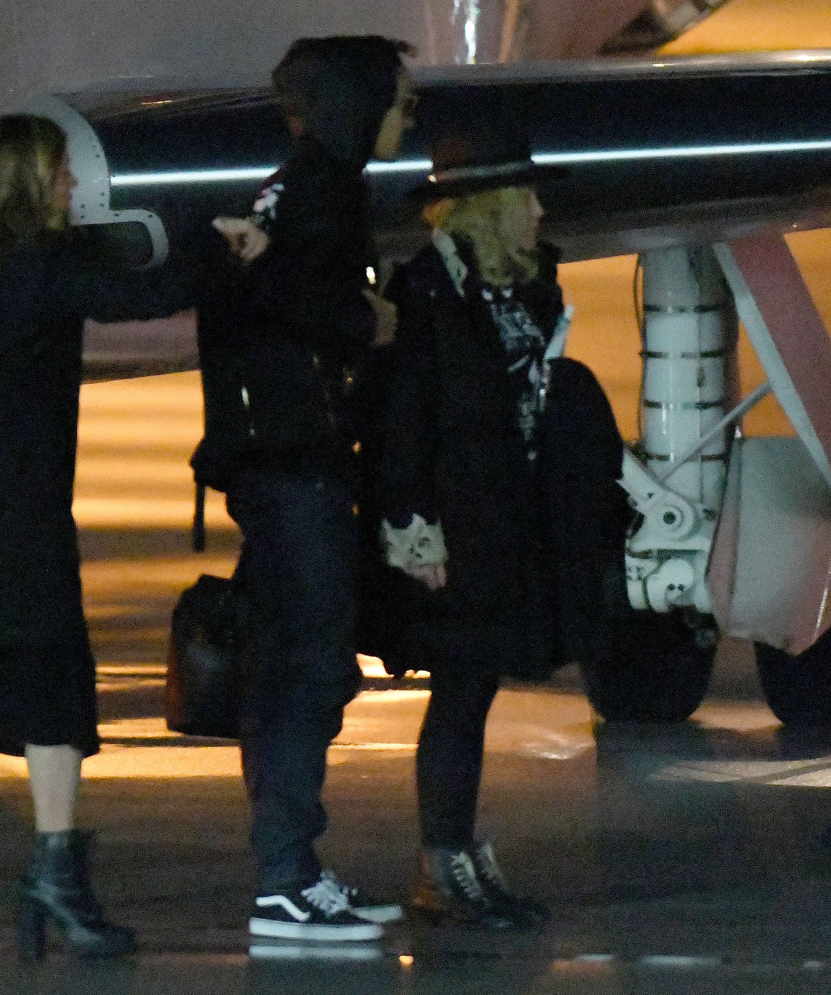 Madonna Seen Getting Cozy With Backup Dancer Ahlamalik Williams