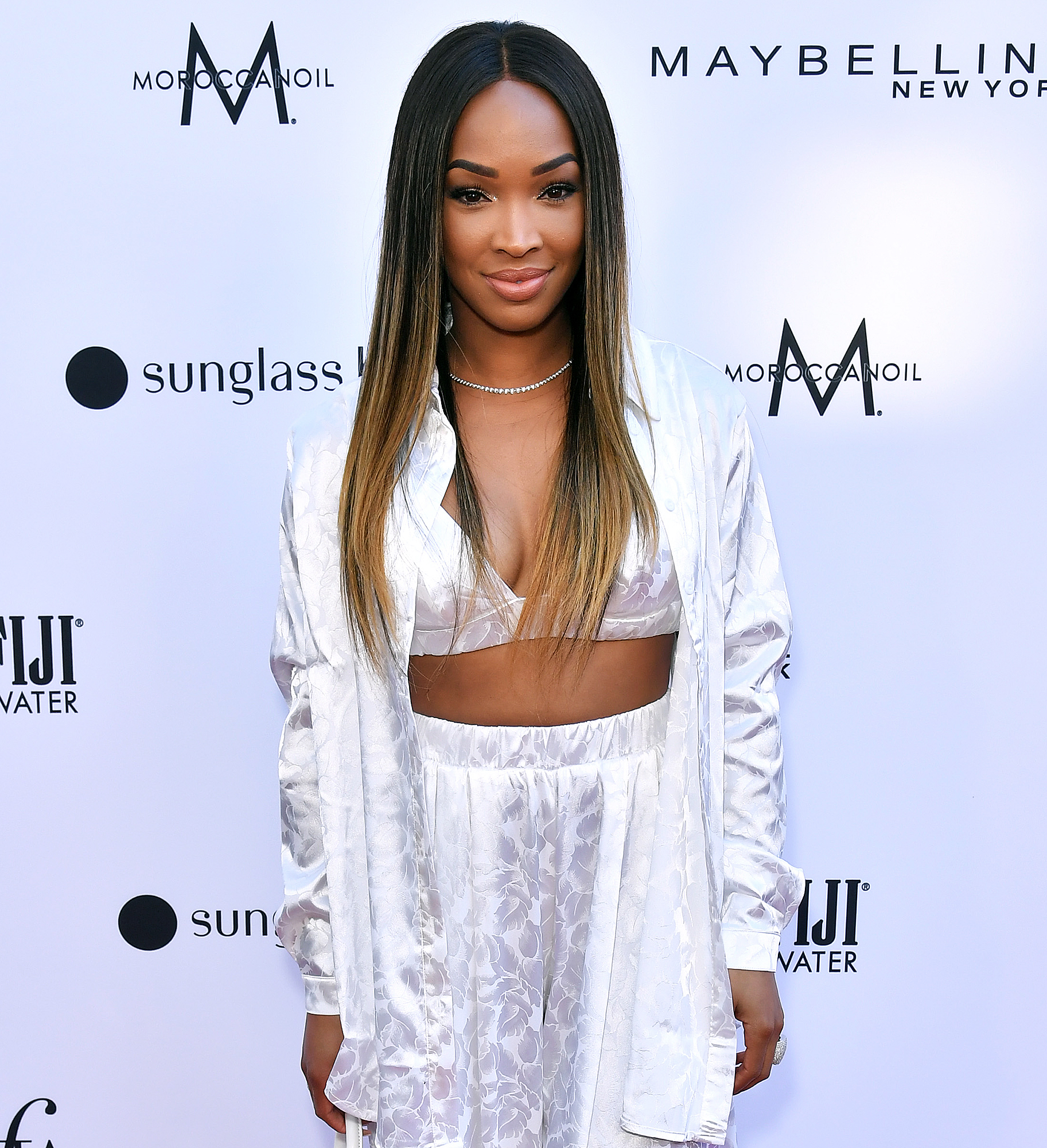 Malika-Haqq-Gives-Birth,-Welcomes-1st-Child-With-Ex-Boyfriend-O.T.-Genasis-2