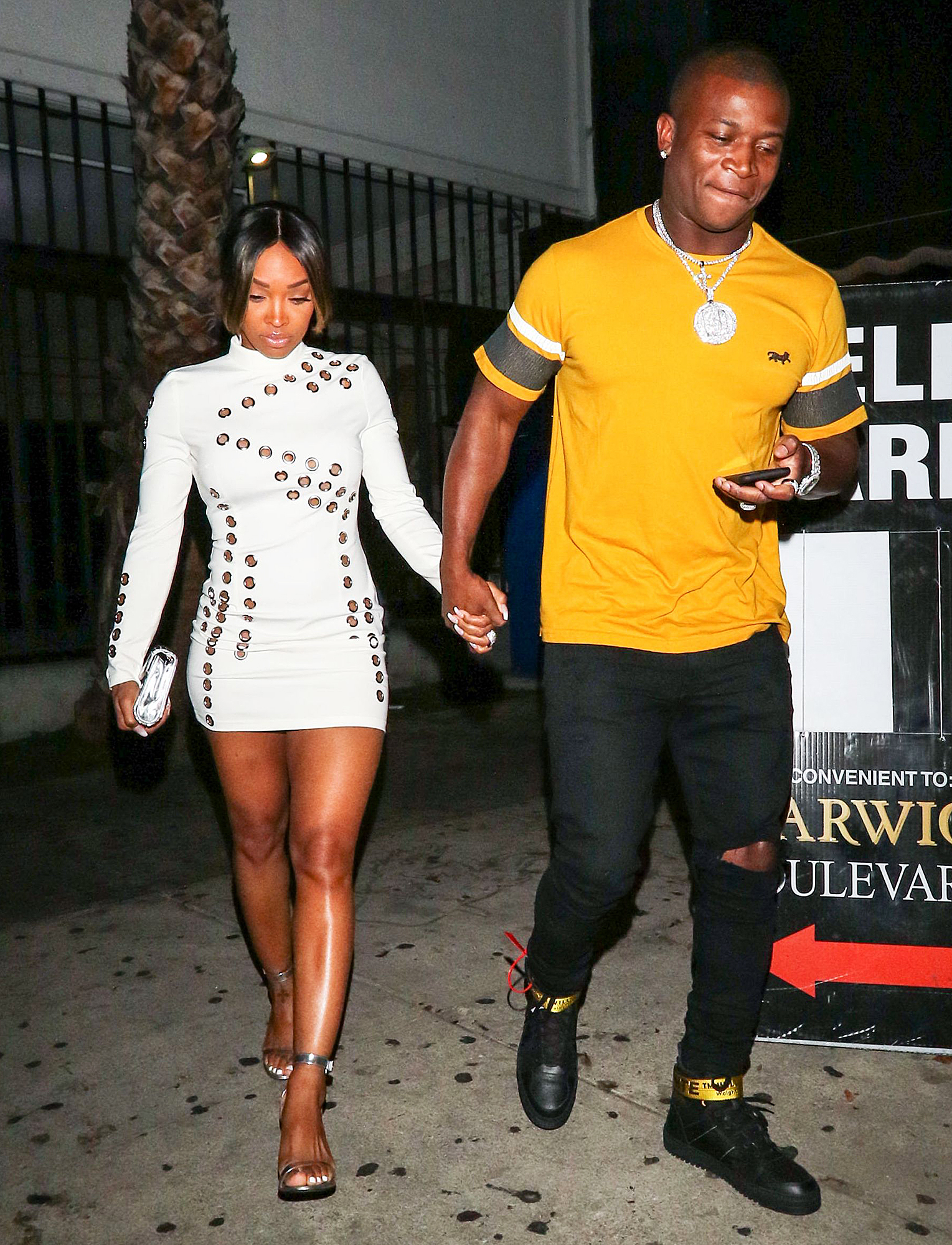 Malika-Haqq-Gives-Birth,-Welcomes-1st-Child-With-Ex-Boyfriend-O.T.-Genasis