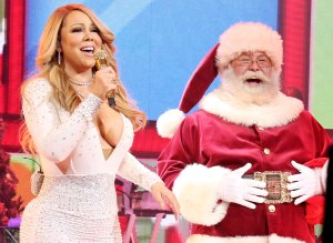 Mariah Carey Brings the North Pole to Madison Square Garden Christmas Show