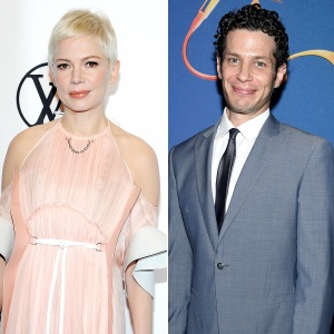 Michelle Williams Is Pregnant, Engaged to Thomas Kail
