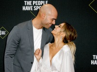 Mike Caussin Showered Jana Kramer on Her 36th Birthday p