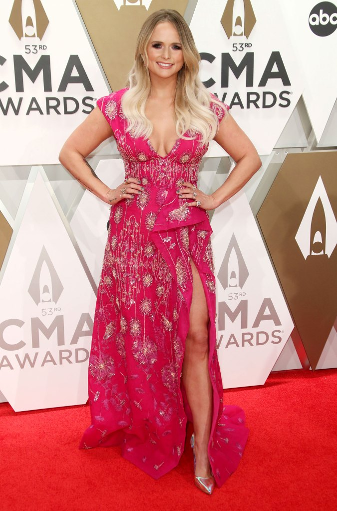 Miranda Lambert 53rd Annual CMA Awards Animal Lover
