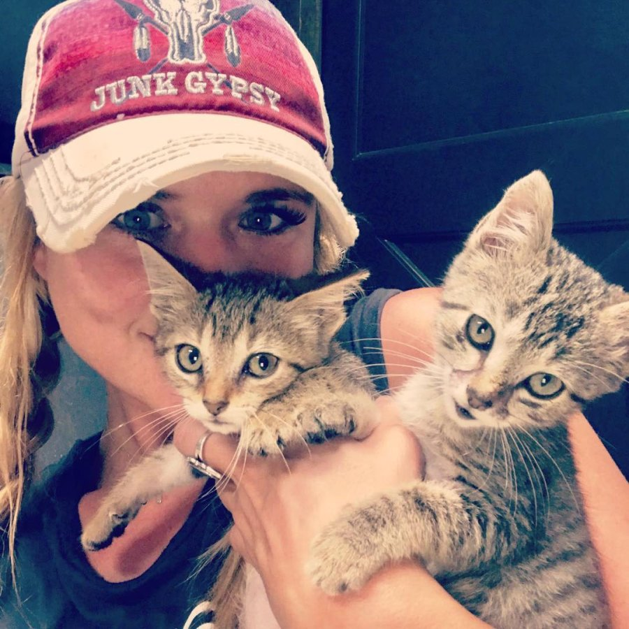 Miranda Lambert Animal Lover