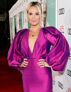 Molly Sims Layered Jewelry