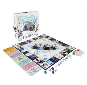 Monopoly Game- Disney Frozen 2 Edition