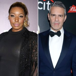 NeNe Leakes Claps Back After 'Messy' Andy Cohen Points Out That She Rewore a Dress