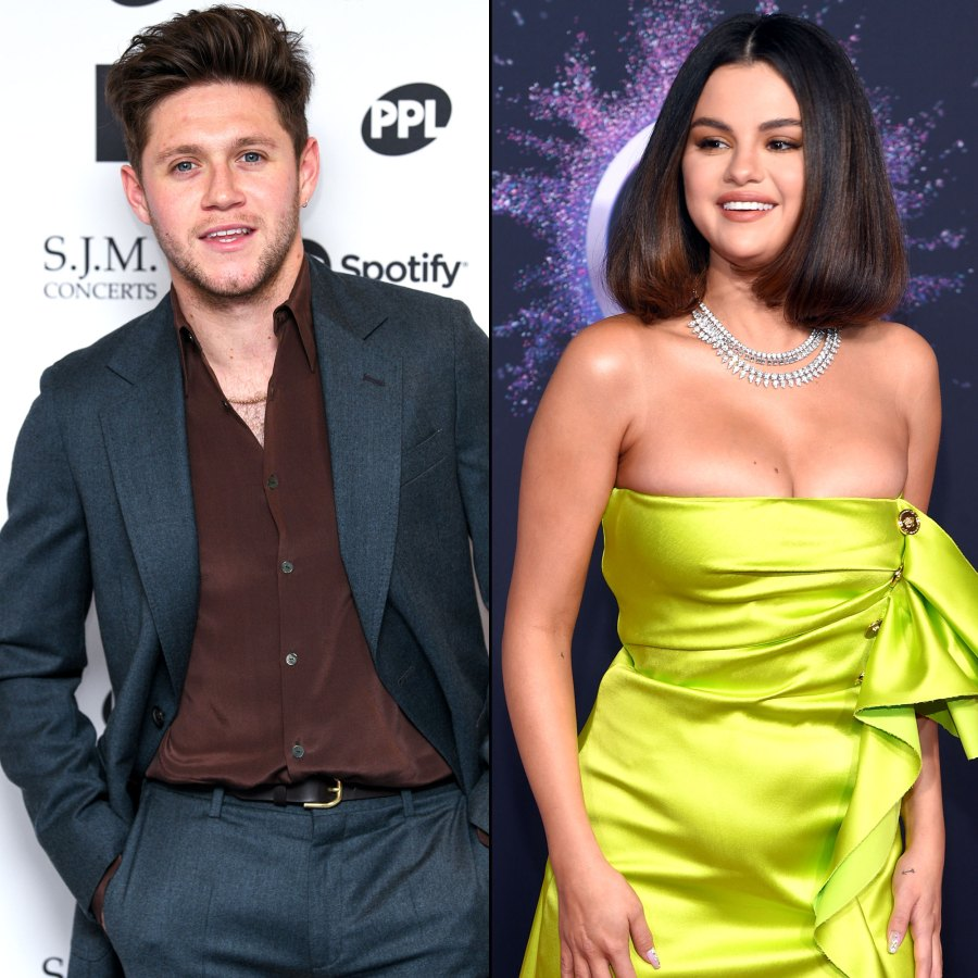 Image result for niall horan and selena gomez
