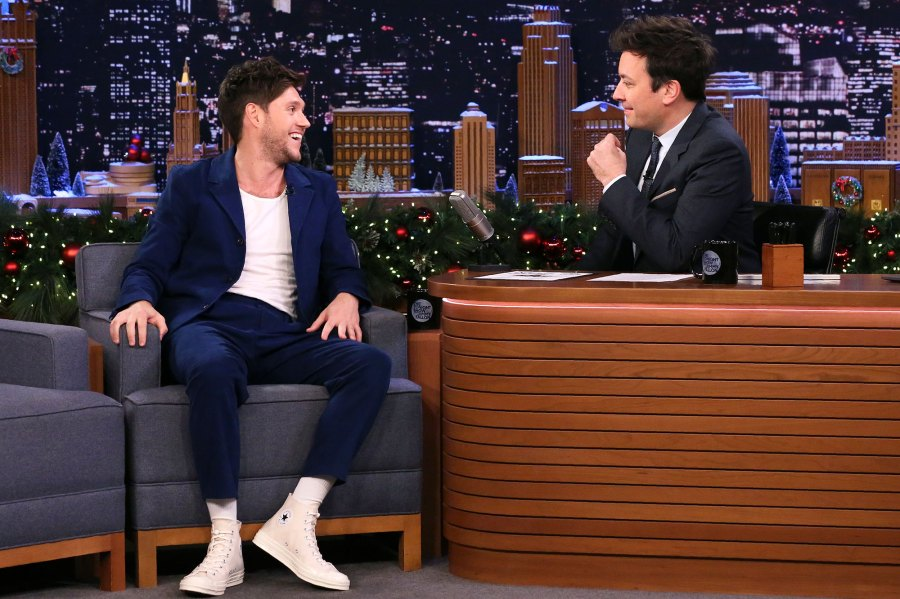 Niall Horan Recalls Flirty Exchange With Lizzo When They 1st Met: 'I Actually Started Blushing'