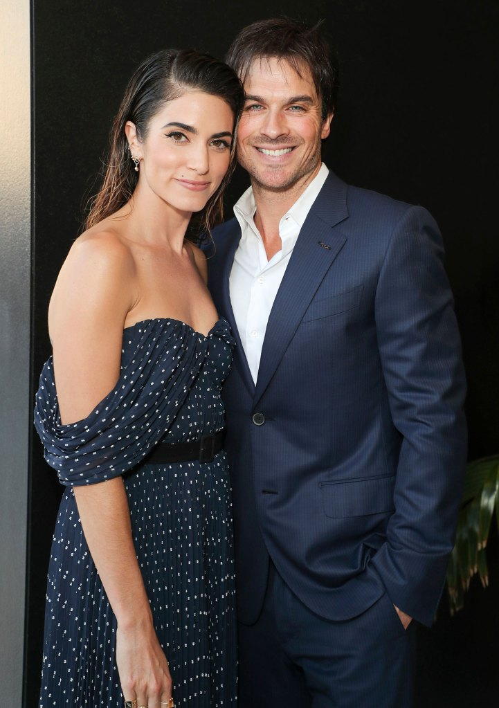 Nikki Reed and Ian Somerhalder Women In Conservation Event