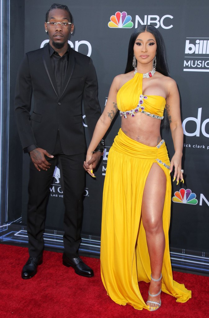 Offset and Cardi B Billboard Music Awards
