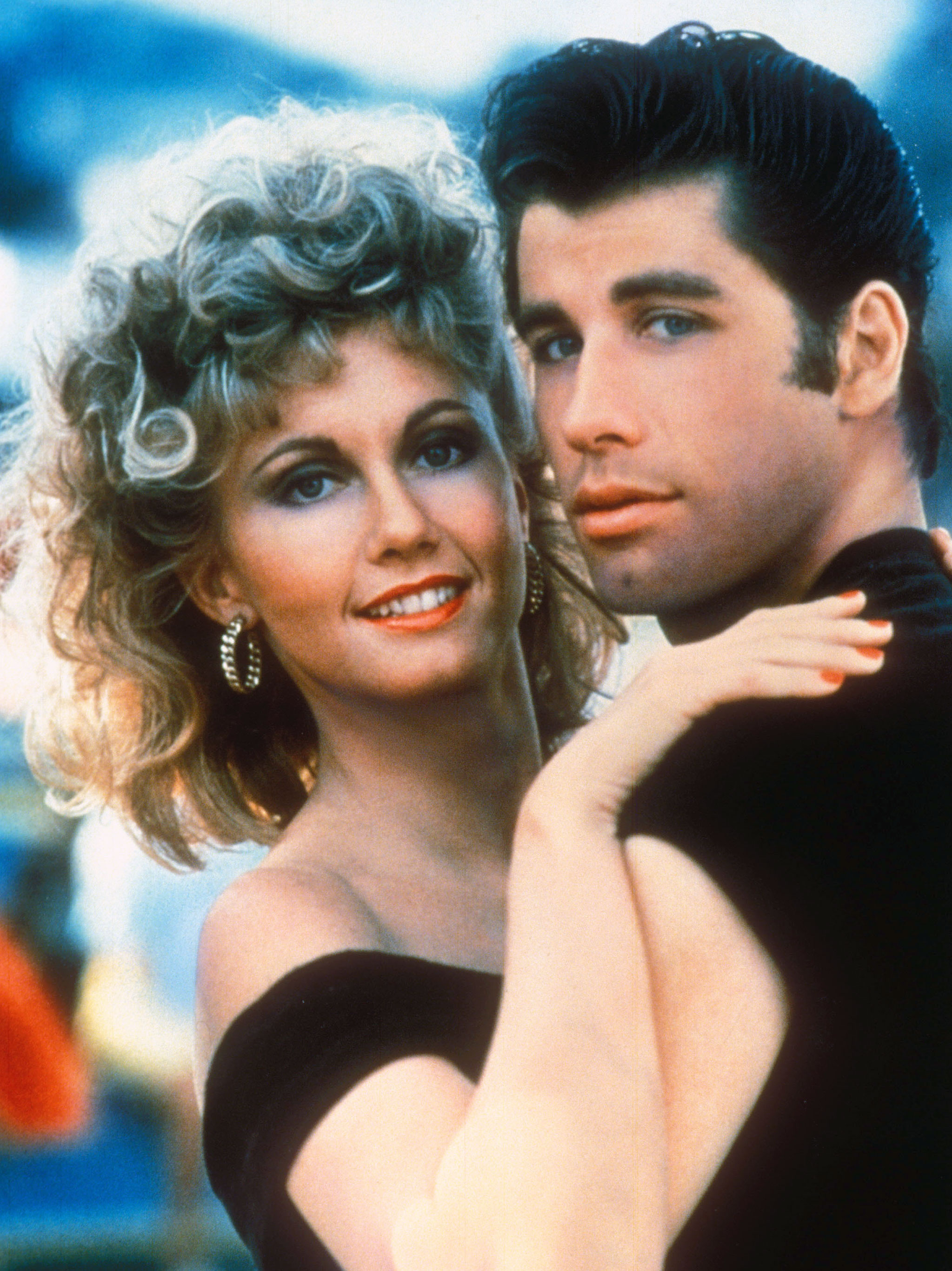 how old was olivia newton john when she did grease