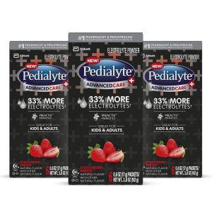 Pedialyte AdvancedCare Plus Electrolyte Powder