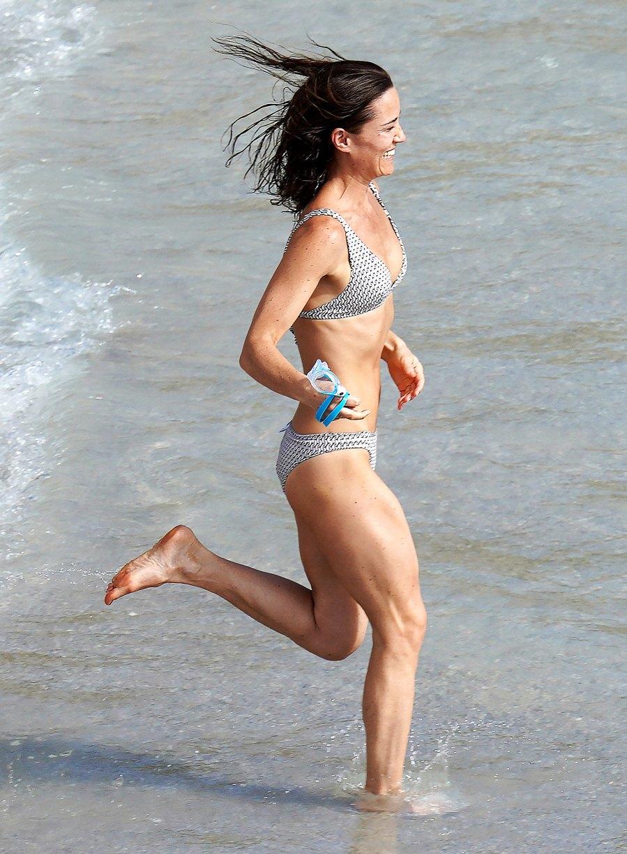 Pippa Middleton Celeb Beach Bodies 2019