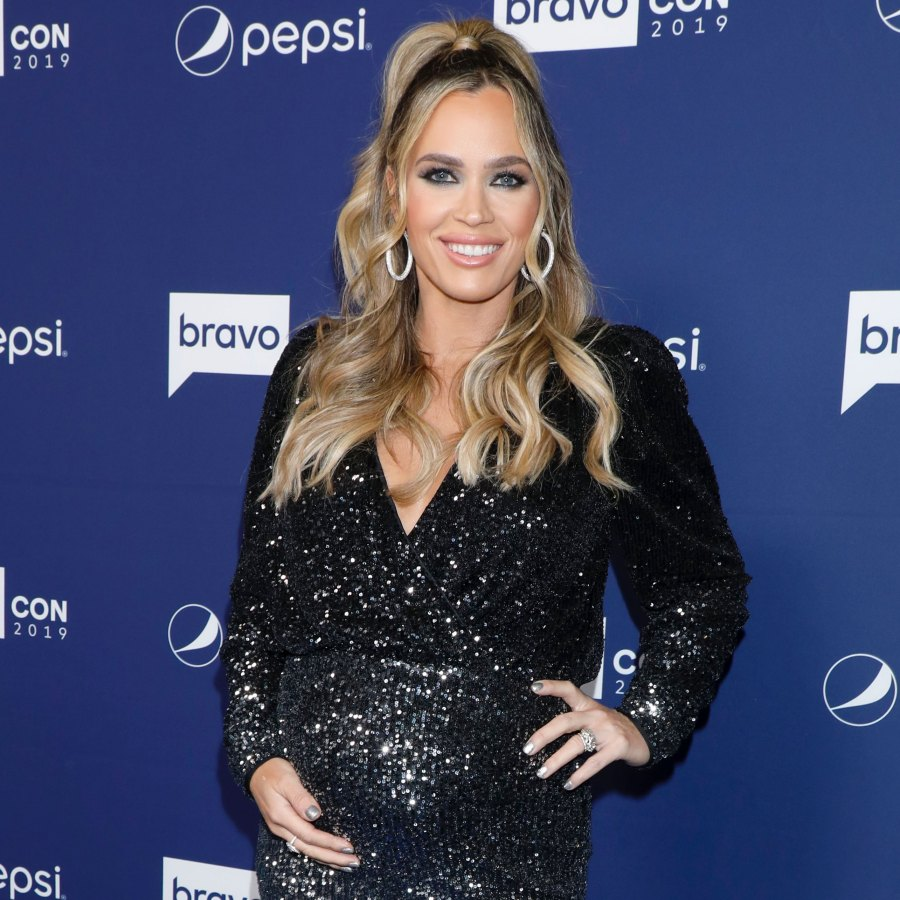 Pregnant Teddi Mellencamp Asks Her Instagram Followers to Help Name Her Baby