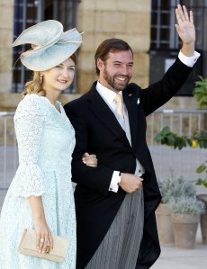 Prince Guillaume and Princess Stephanie Reveal They're Expecting 1st Child