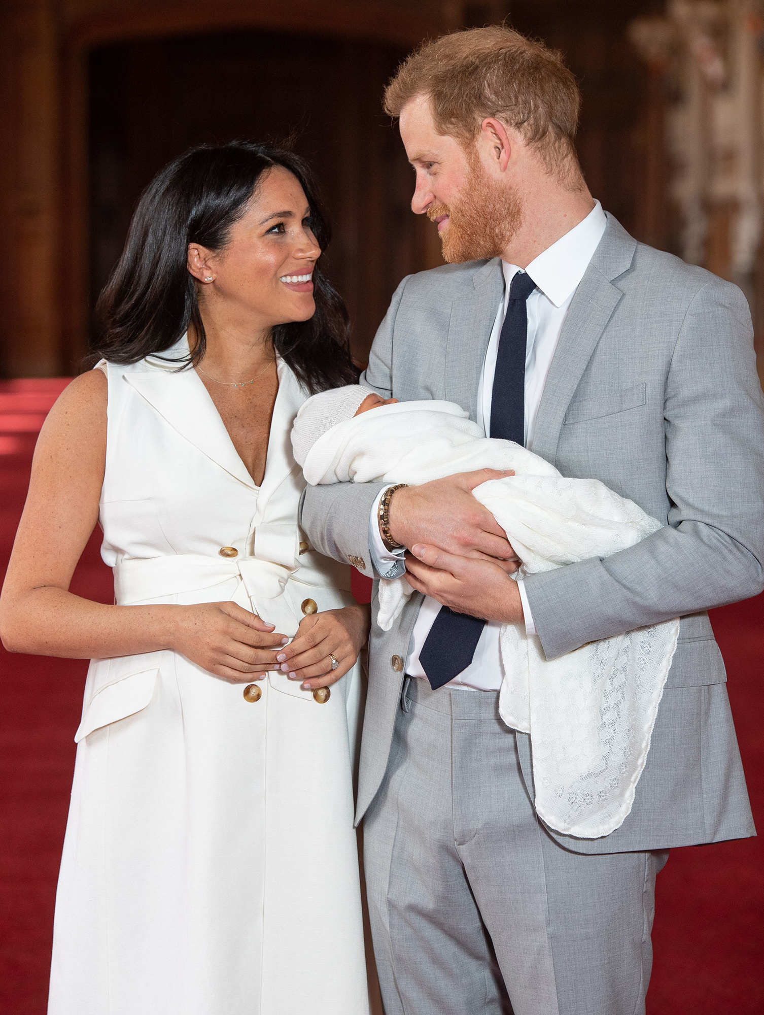 Prince Harry, Duchess Meghan and Archie Used Holiday Time Off to 'Reset' After a 'Turbulent Year'