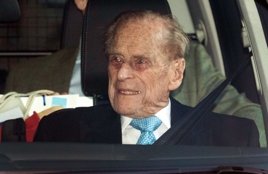 Prince Philip Leaves Hospital After 4-Night Stay, Just in Time for Christmas Eve