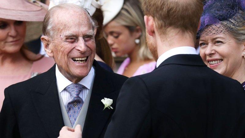Prince Philip Through the Years: The Duke of Edinburgh's Life in Photos