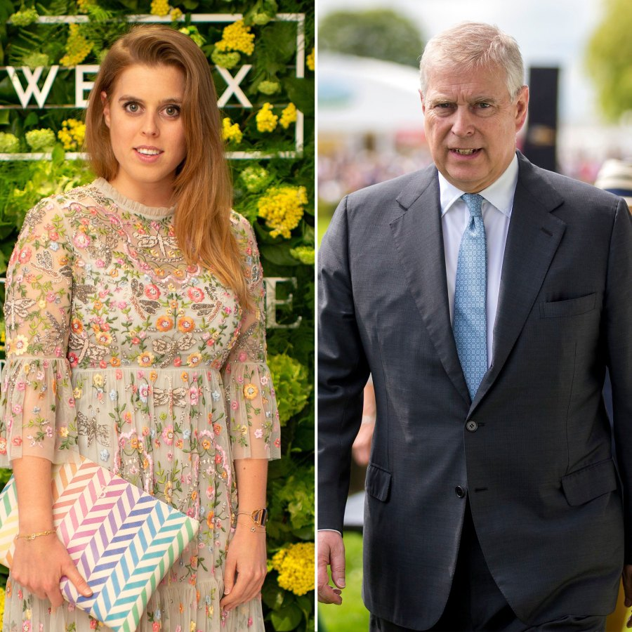 Princess Beatrice Celebrates Her Engagement Without Prince Andrew