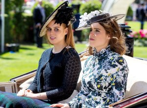 Princess Beatrice Princess Eugenie Partners Trying Distract Them Amid Prince Andrew Scandal