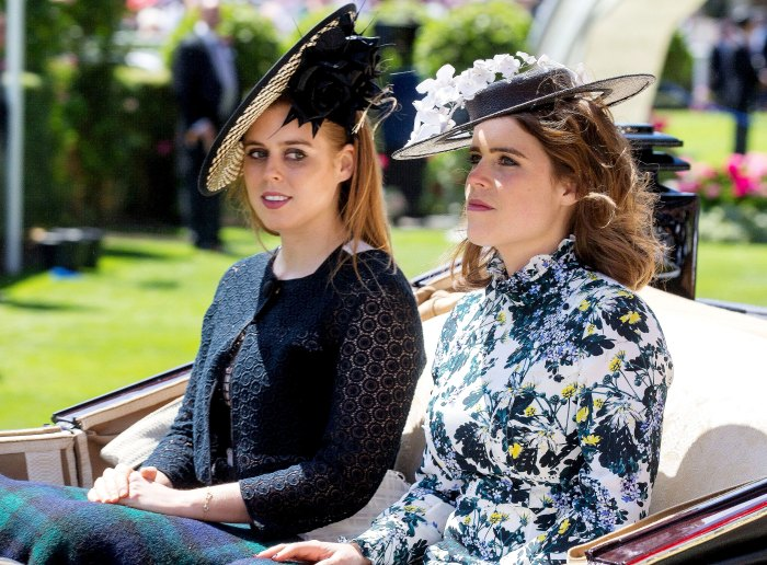 How Princess Beatrice And Eugenie Are Handling The Prince Andrew