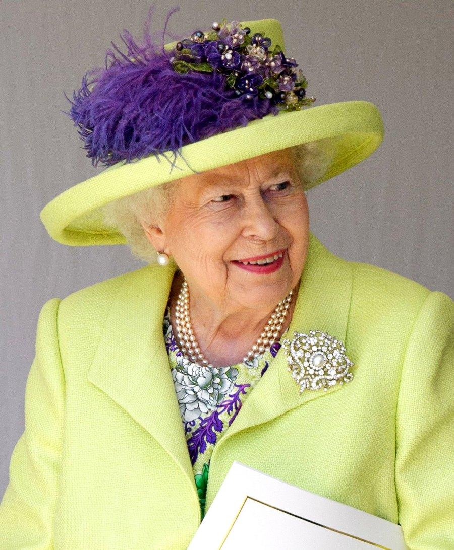 Queen Elizabeth II's Fanciest Brooches - Richmond