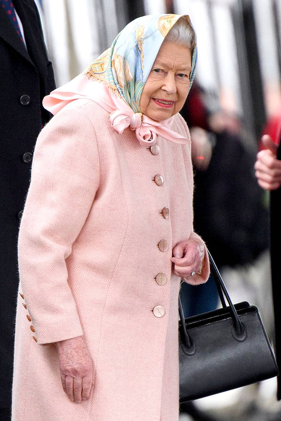 Queen-Elizabeth-II-Goes-to-Sandringham-Amid-Philip-Hospitalization