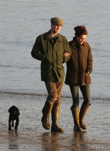 A Quick History of Duchess Kate and Prince William's Adorable Dog Lupo