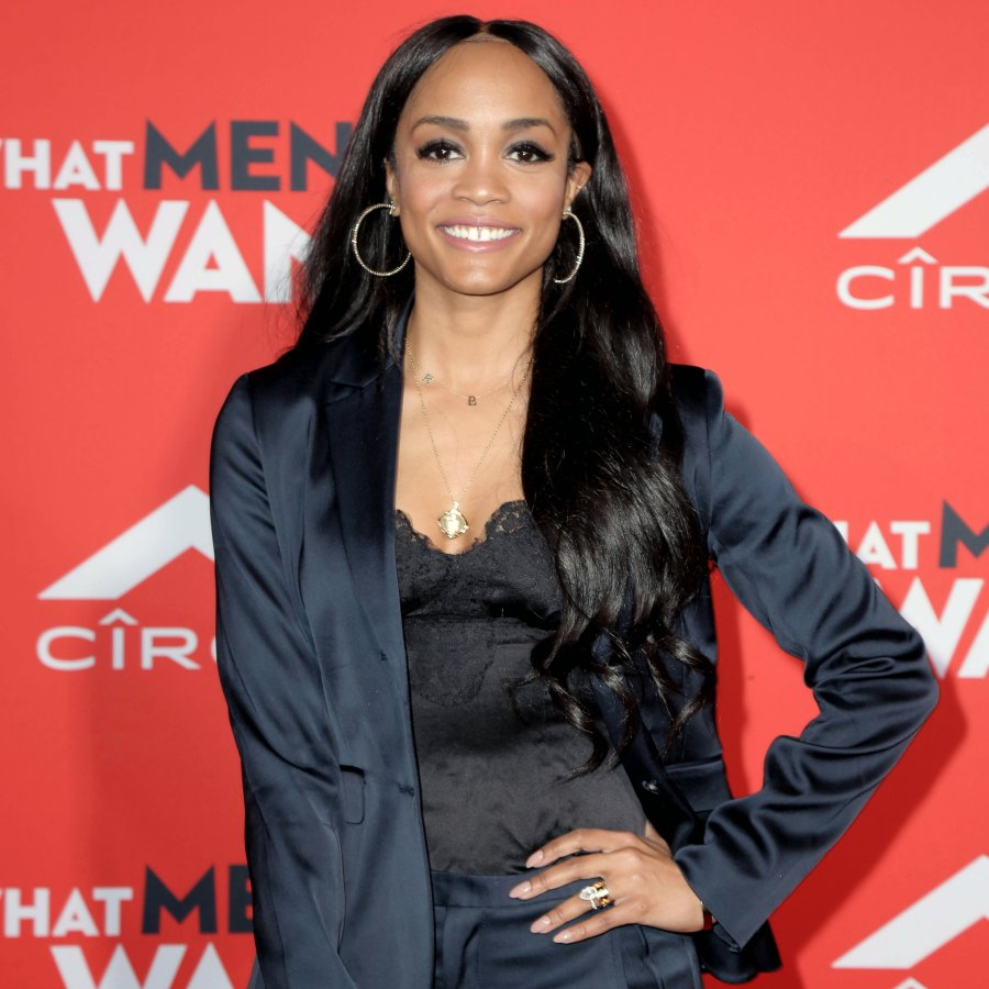 Rachel Lindsay Jokes Her Kids Will Be on 'The Bachelor'