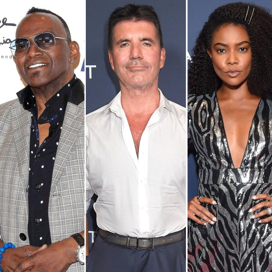 Randy Jackson Reacts to Simon Cowell and Gabrielle Union Drama