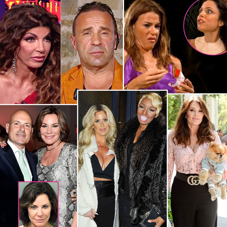 Biggest 'Real Housewives Moments of the Decade
