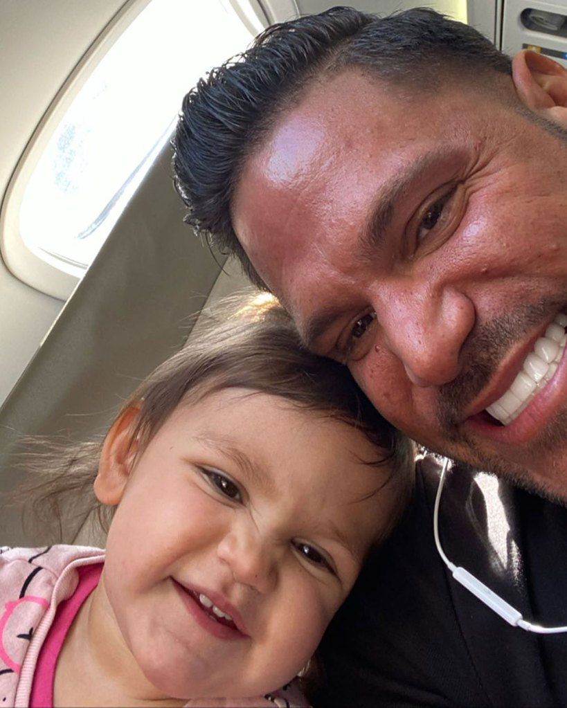 Ronnie Ortiz-Magro Is 'Anxiously' Awaiting to Spend Time With His Daughter