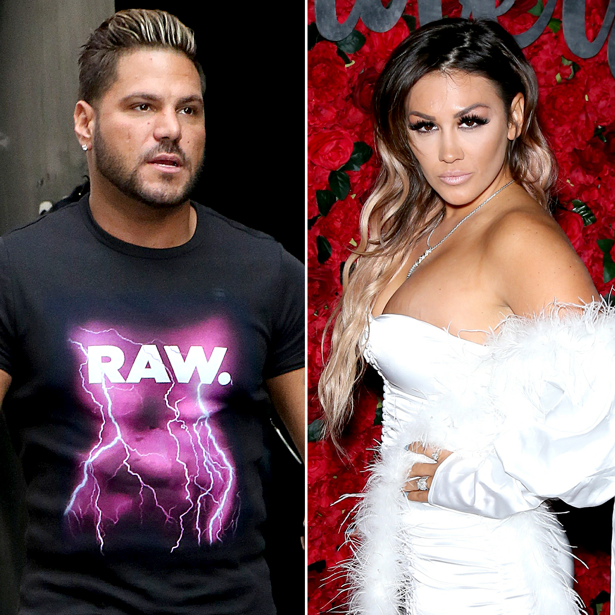 Ronnie Ortiz-Magro Appears to Slam Jen Harley