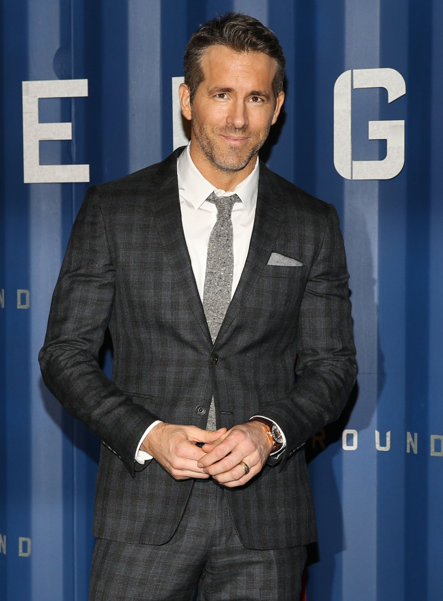 Ryan Reynolds Admits 'Leaving the House Is Getting Harder and Harder' Since Welcoming Baby No. 3