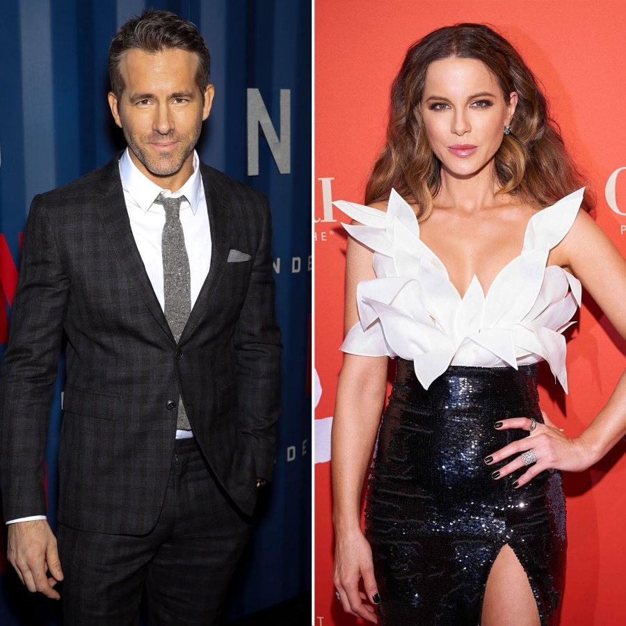 Ryan Reynolds Agrees That He Could Be Kate Beckinsale's Doppelganger: 'It Is Like Looking in a Mirror'