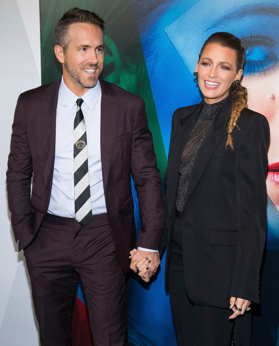Ryan Reynolds Blake Lively Parenting Quotes