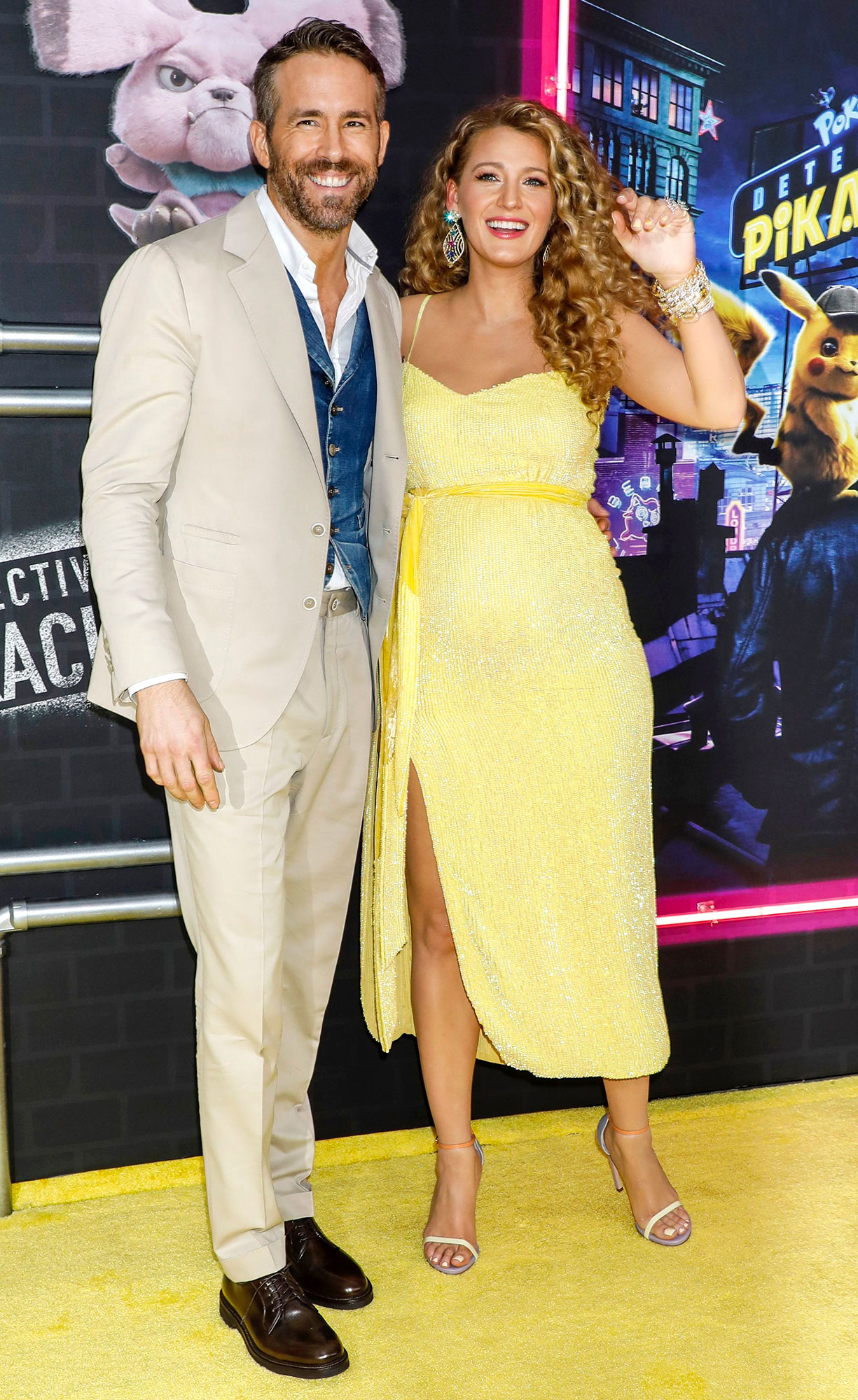 Ryan Reynolds Jokes He and Blake Lively 'Only Exist as a ...