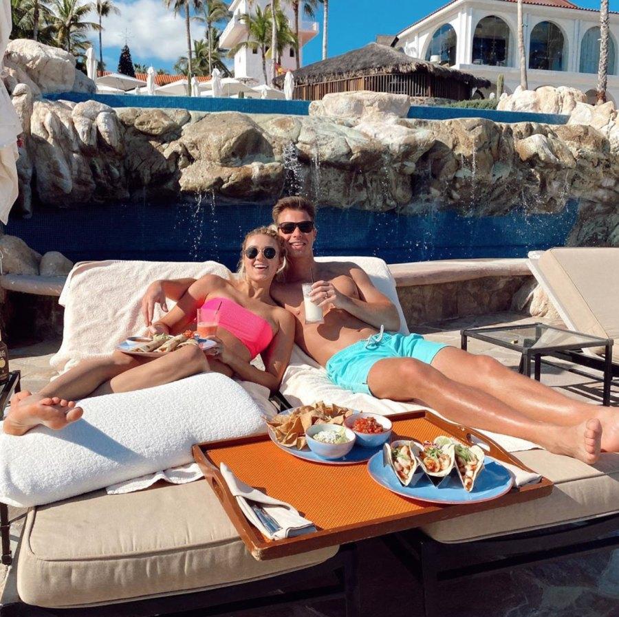 Sadie Robertson and Husband Christian Huff Honeymoon