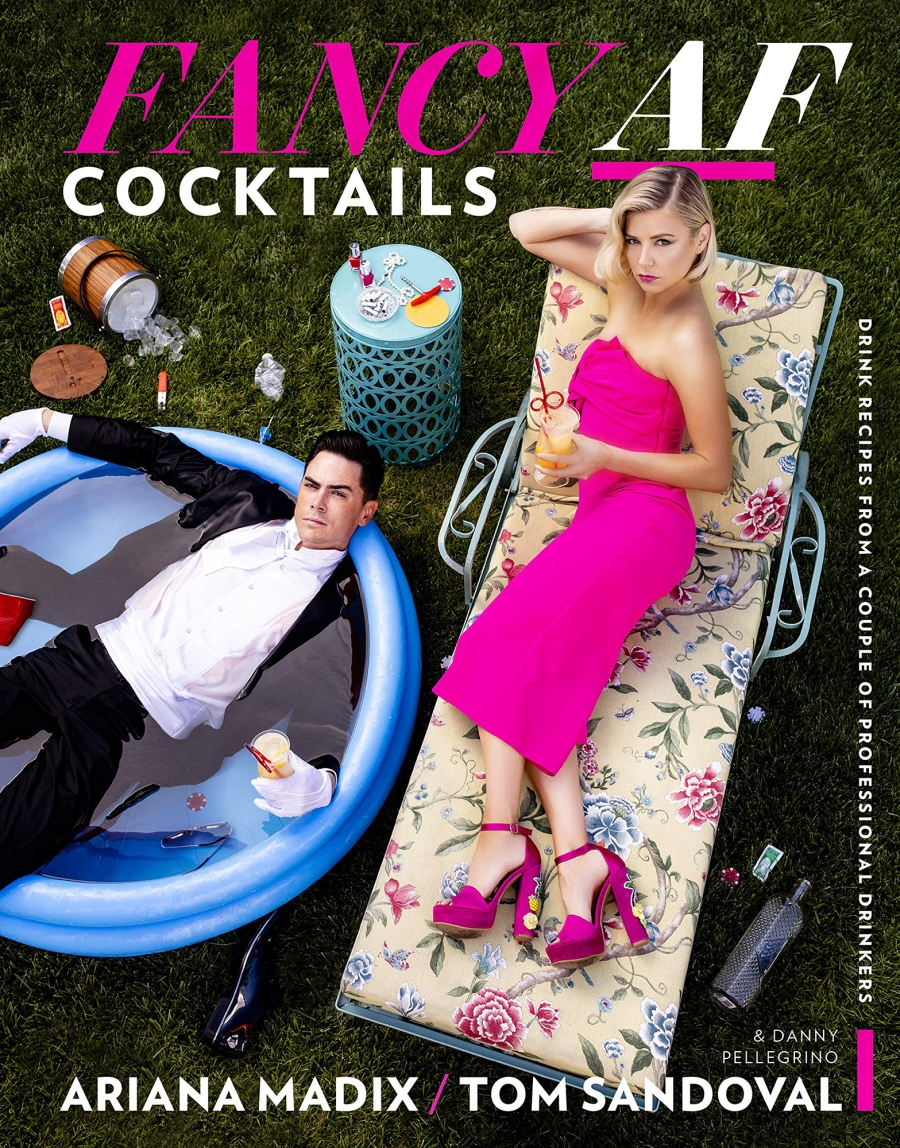 Tom Sandoval Ariana Madix Spill Pump Rules Tea In New Book